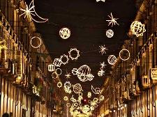 Presepe di Natale a Torino Foto